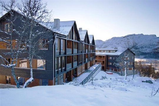 Gaustatoppen  Lodge 10...