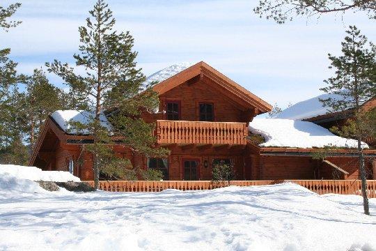 Hytte 809 Skisenteret